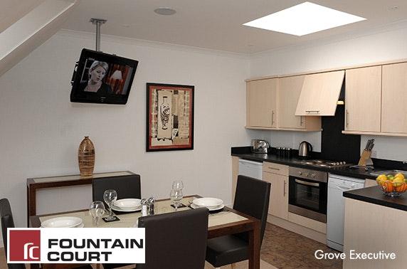 4* serviced apartments, Edinburgh