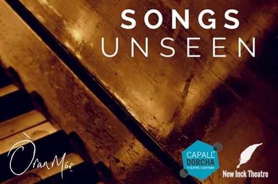 Songs Unseen at Òran Mór