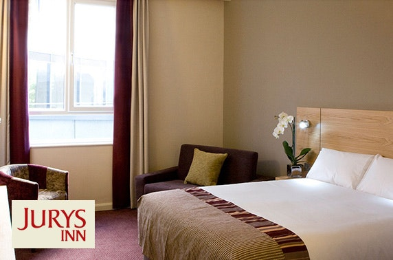 Jurys Inn Aberdeen stay - £69