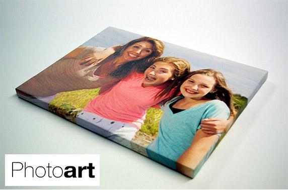 PhotoART Warehouse canvas prints or metalART