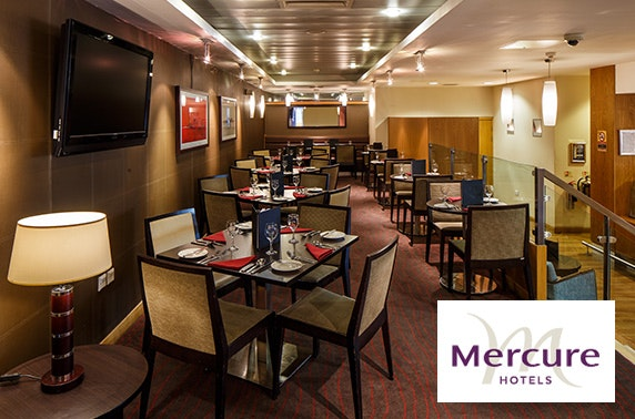 Mercure Glasgow City Hotel break