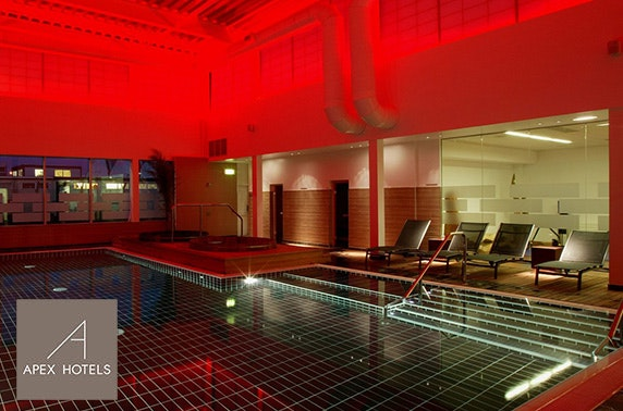 Four-star hotel in Dundee Scotland with spa facilities