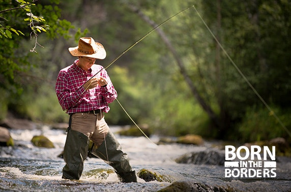 Born In The Borders Fishing Itison