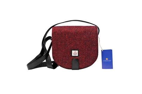 4e9b5456818f Harris tweed accessories from Maccessori – itison