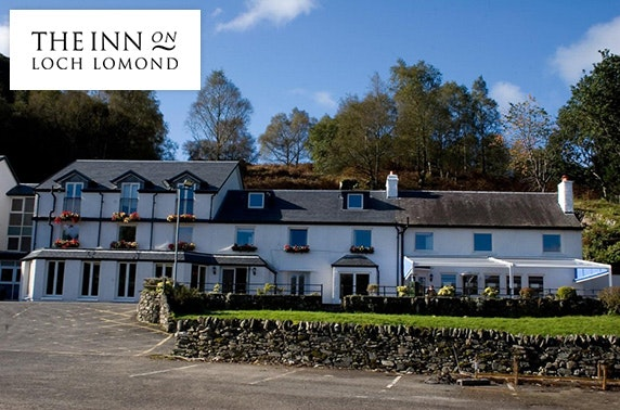 The Inn on Loch Lomond stay - £69