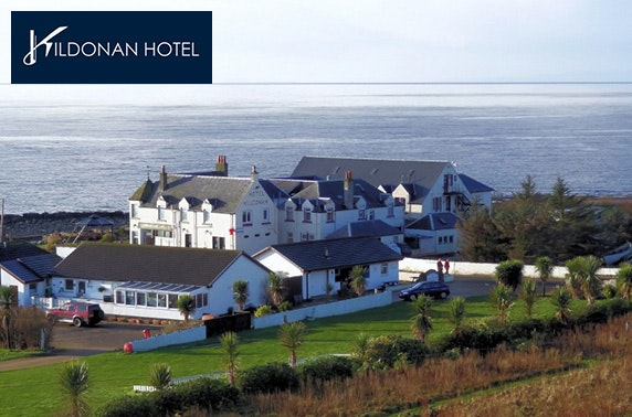 Isle of Arran stay – from £65