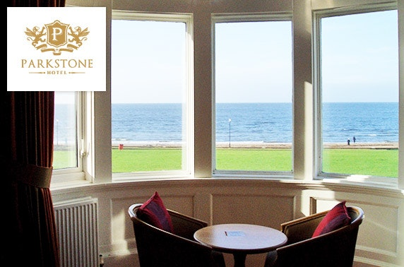 Ayrshire break with stunning seaside views