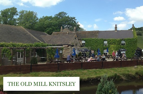 The Old Mill dining, Knitsley