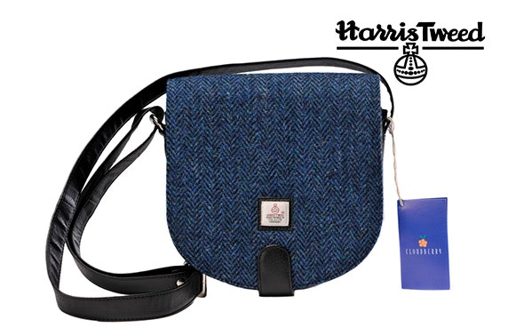 a5c01b49b665 Harris Tweed small cross body bag – itison
