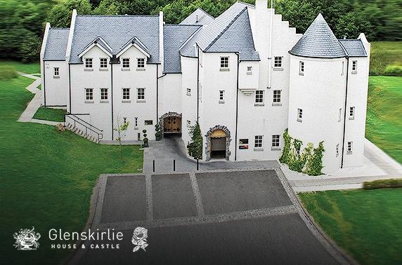 Glenskirlie Castle deluxe stay