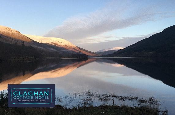 Loch Earn stay - £65