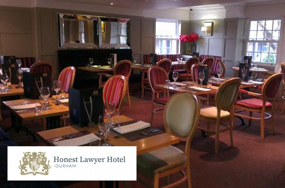 AA Rosette afternoon tea, Honest Lawyer Hotel