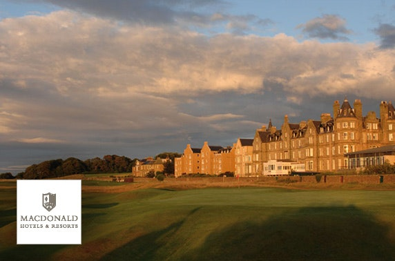 4* Macdonald Marine stay, North Berwick