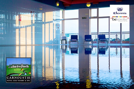 4* Carnoustie spa day & lunch