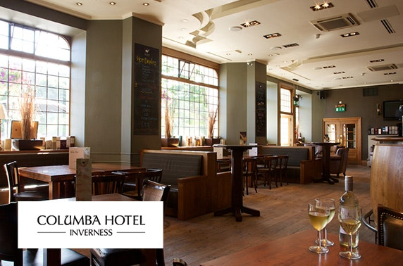 4* Columba Hotel DBB, Inverness