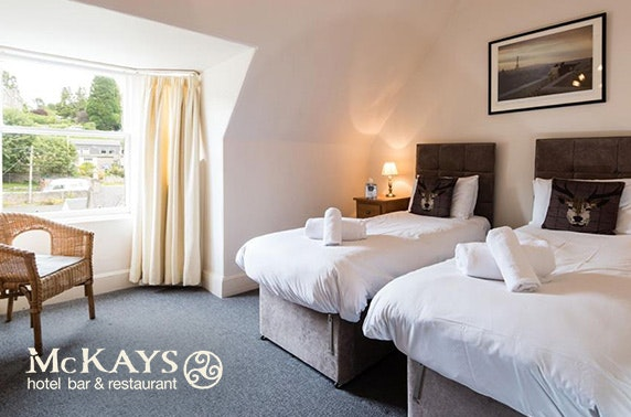 Pitlochry getaway – from £69