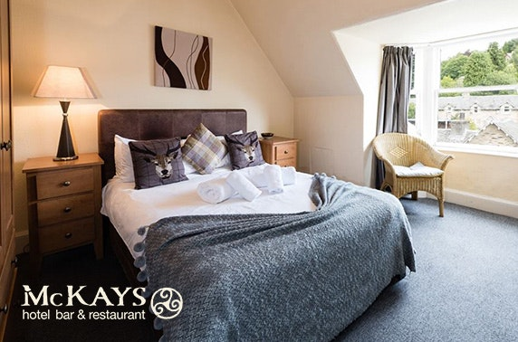 Pitlochry 2 night stay – from £109