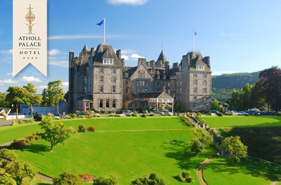 4* Atholl Palace Hotel, Pitlochry