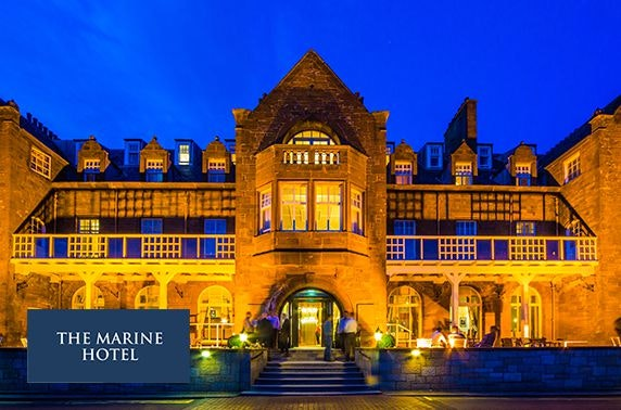 4* Marine Hotel Troon DBB
