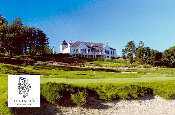 Golf membership for The Duke's St Andrews
