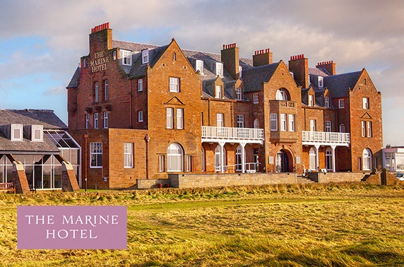 Marine Hotel Troon Deals