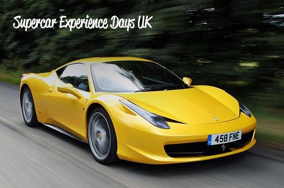 Junior supercar experience – itison