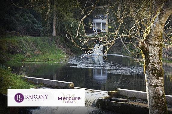 Mercure Peebles Barony Castle Hotel DBB