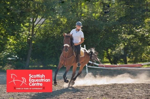 5 Horse Riding Experience Day Lanark Itison