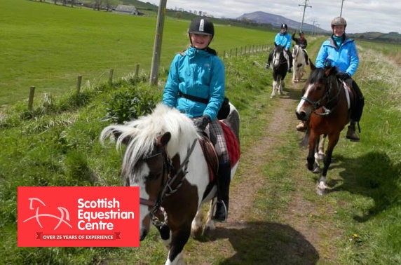 5 Horse Riding Experience Day Lanark Itison