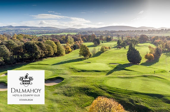 4* Dalmahoy Hotel and Country Club DBB