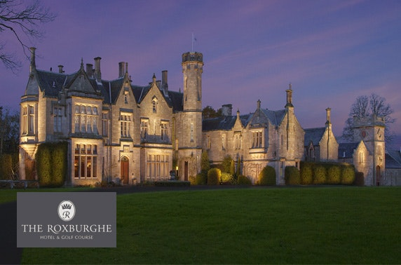 4* Roxburghe Hotel, Scottish Borders