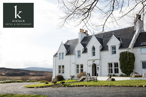 Kinloch Lodge stay, Isle of Skye