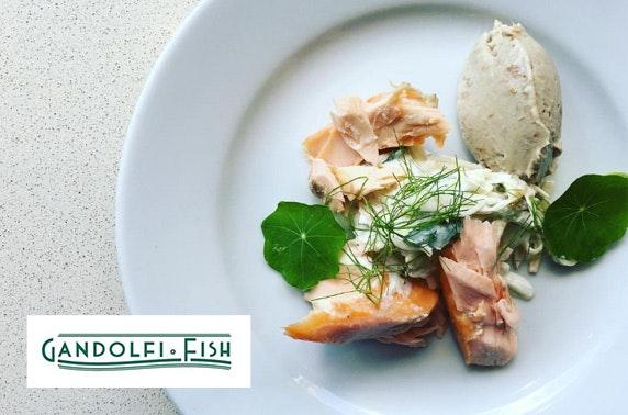Gandolfi Fish dining & Prosecco