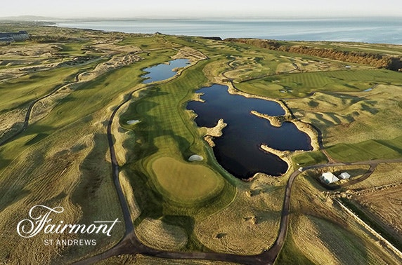 Fairmont St Andrews golf