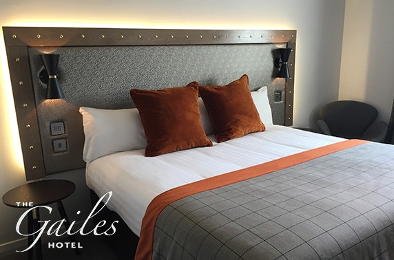 4* Gailes Hotel DBB