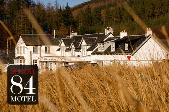 MHOR 84, Perthshire – from £55