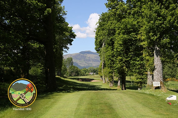 Callander Golf Club day pass
