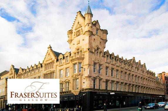 Glasgow City Centre apartments