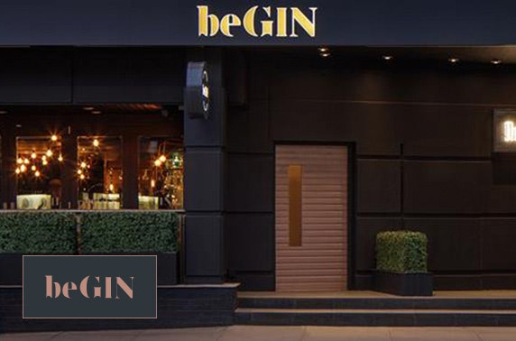 BeGIN cocktails & nibbles, Byres Road