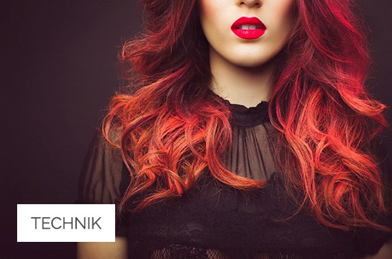 Image result for Technik Hairdressing