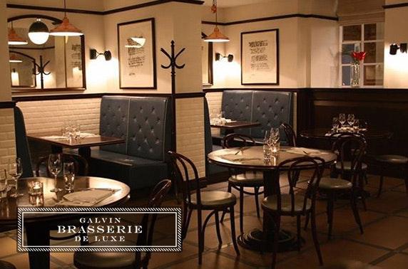 Galvin Brasserie chateaubriand & wine