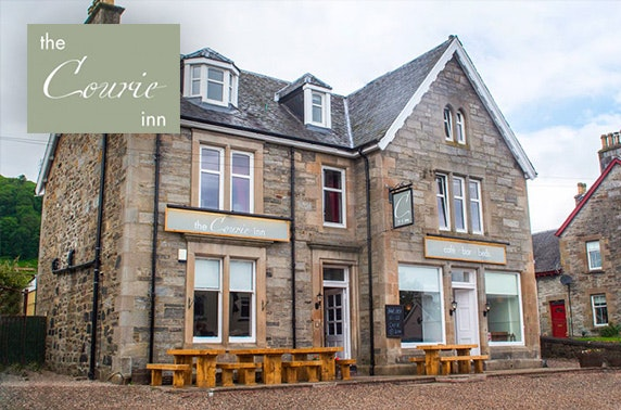 The Courie Inn BB, Killin – from £39