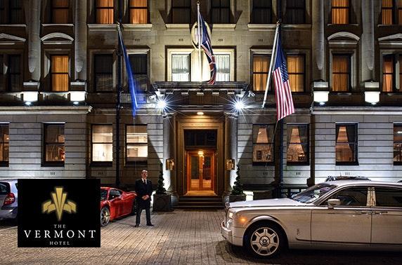 4* The Vermont Hotel DBB