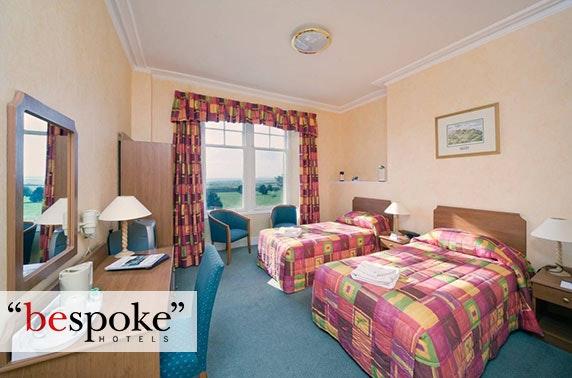Dornoch Hotel stay, Sutherland