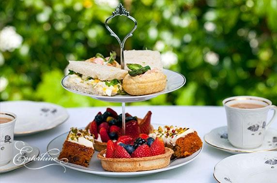 Garden Centre: 4* Enterkine House Afternoon Tea, Ayrshire