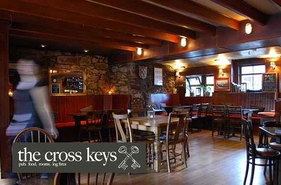 Cross Keys, Stirlingshire - from £49