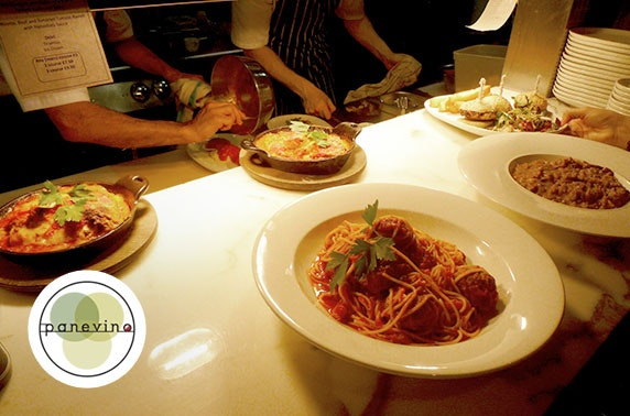 Panevino dining, Finnieston – from £6pp