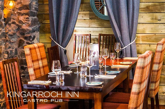 Kingarroch Inn Gastro Pub, nr Cupar