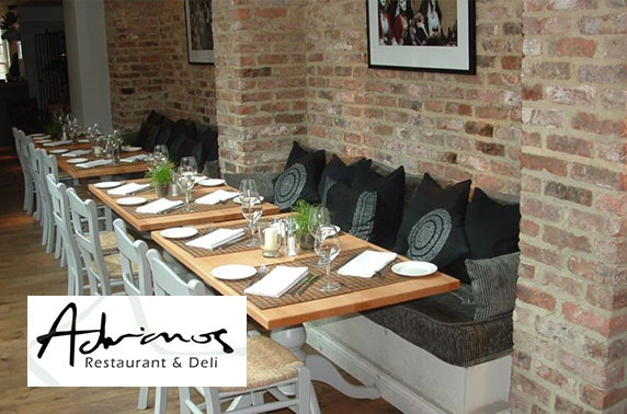Adriano's Italian dining, Gosforth