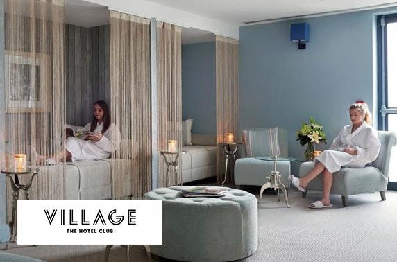 village hotel glasgow spa deals